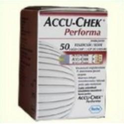 Accu Chek Performa Teststreifen VPE 50 Stk.