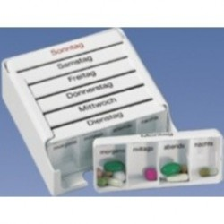 Medi 7 Tablettendispenser für 1 Woche