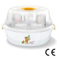 Dampfsterilisator für die Mikrowelle