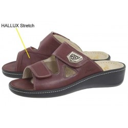 Fidelio Hallux Damen Pantoffel 2 Kletter